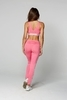 Gym Glamour Legíny High Waist Pink, S - 5/5