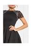 Sugarbird Dress Sarina Black, S - 5/5