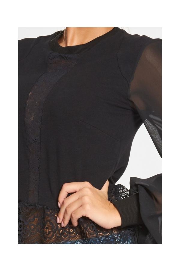 Sugarbird Bloor Shirt Black, XS - 5