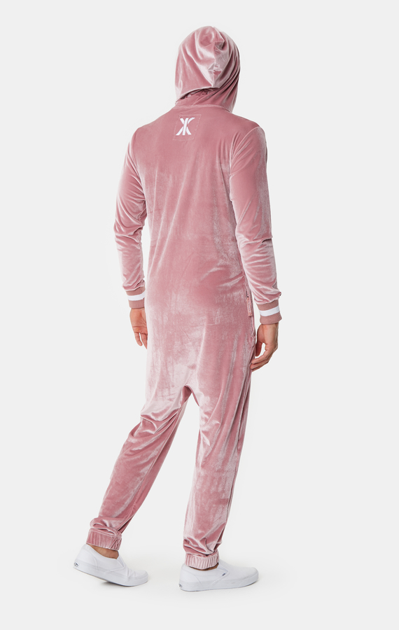 OnePiece Original Velour Faded Pink, M - 6
