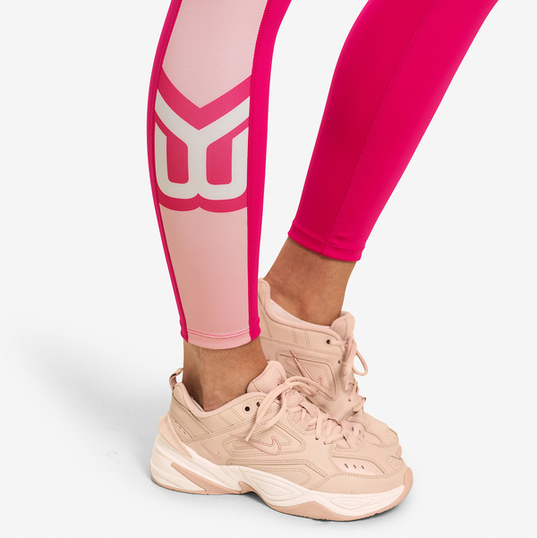 Better Bodies Legíny Chrystie Hot Pink, S - 6