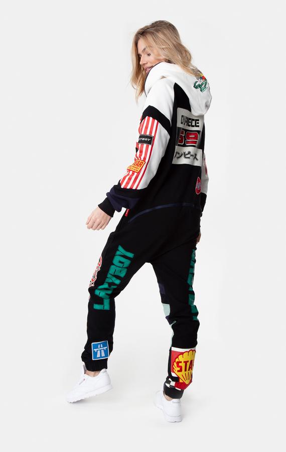 OnePiece Grand Prix Black, M - 7