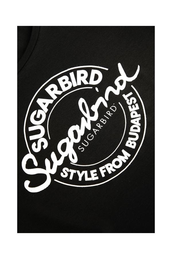 Sugarbird Tričko Nena Čierné, XS - 7